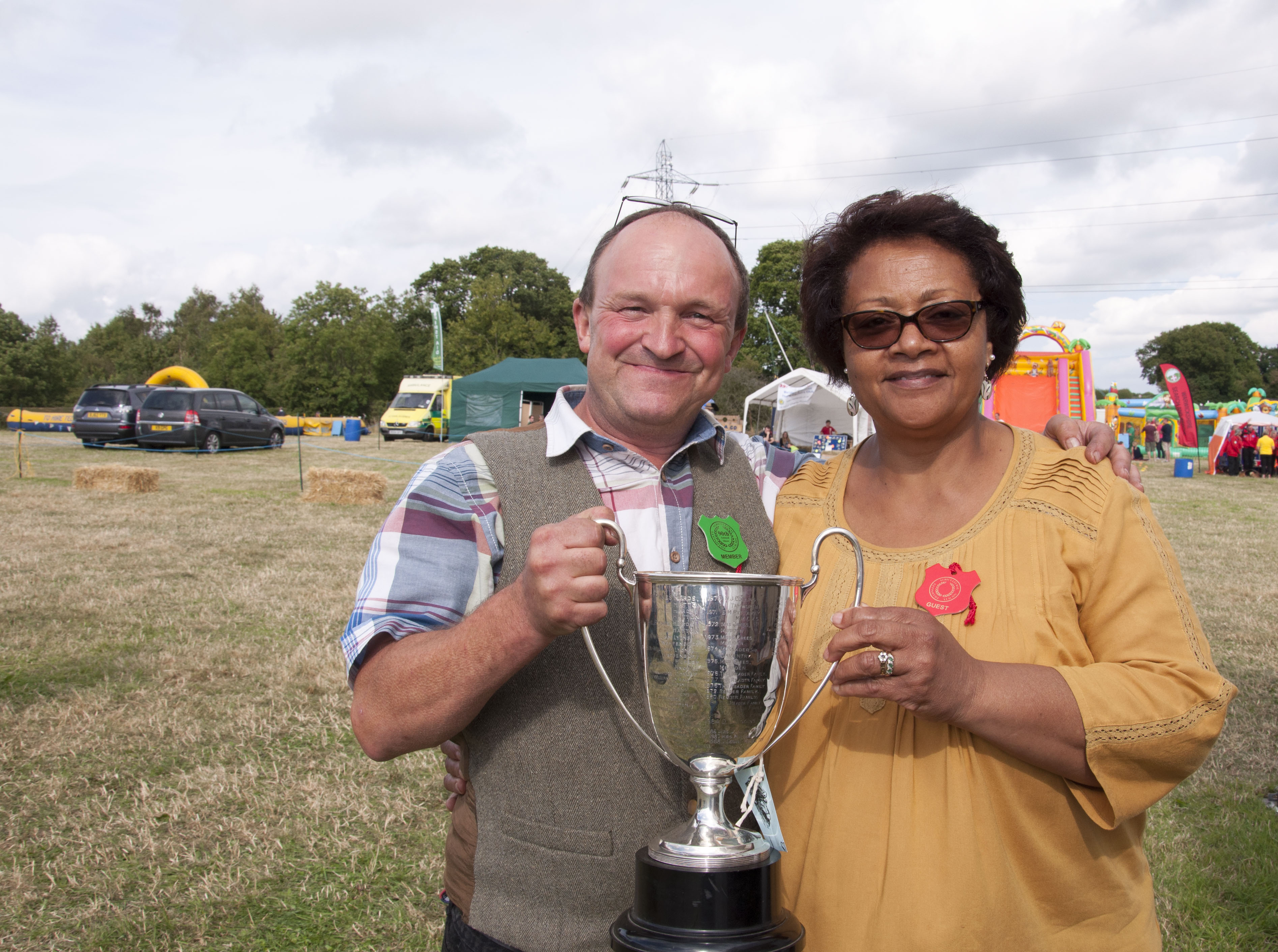 rupert and Blanche cup