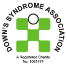 DOWNS SYNDROM ASSOCIATION LOGO