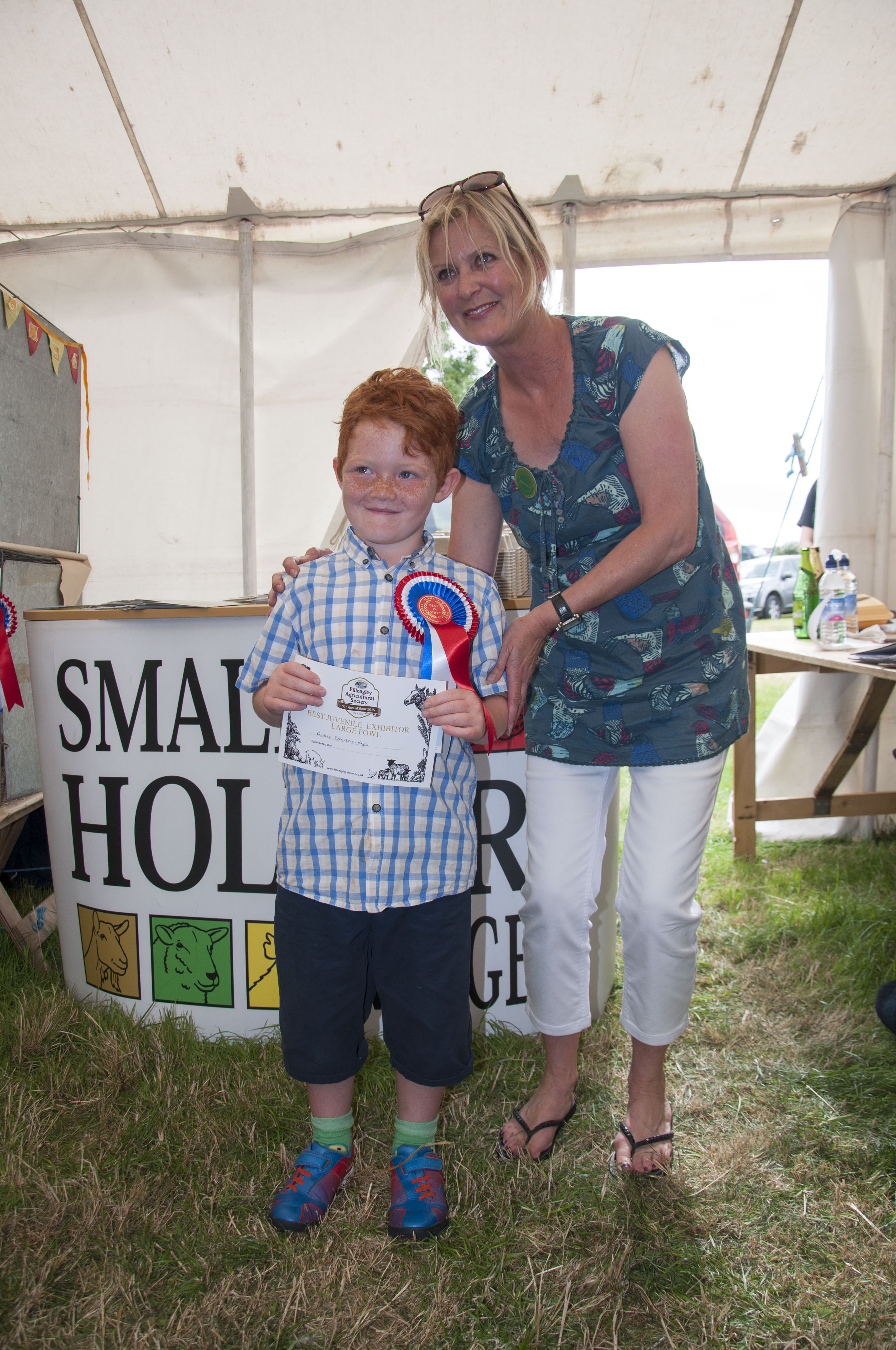 poultry winner Ruben best large fowl  2