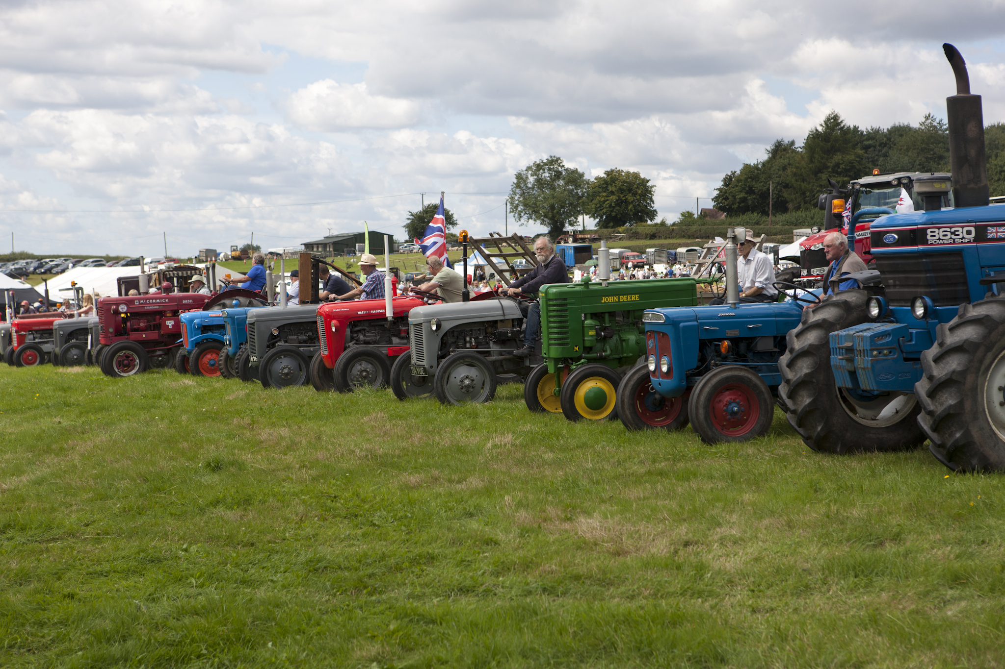 2017 Fillongley Show_9