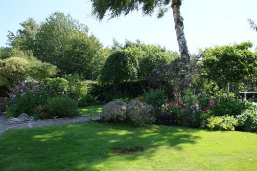 Russell Knee - 3rd - Flower Garden